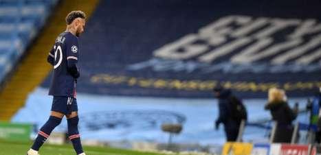 Neymar recebe nota 2 de revista que organiza a Bola de Ouro