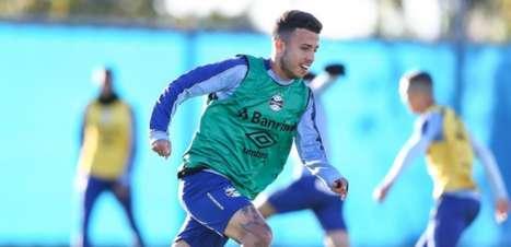 Matheus Henrique desfalca o Grêmio na Sul-Americana
