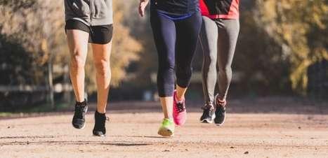 Pesquisa indica que 81% das pessoas buscam a atividade física como proteção contra a Covid-19