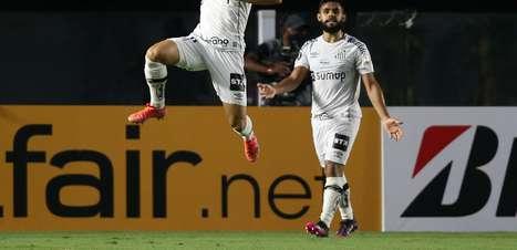 Santos goleia o The Strongest e segue vivo na Libertadores