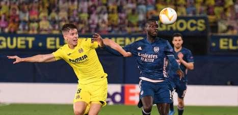 Arsenal x Villarreal: saiba onde assistir e as prováveis escalações
