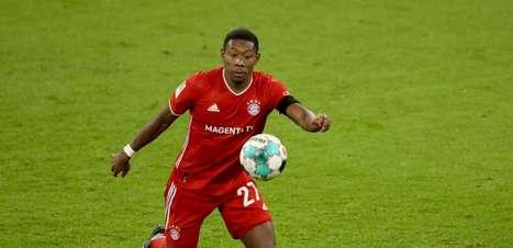Alaba afirma sair do Bayern para crescer profissionalmente