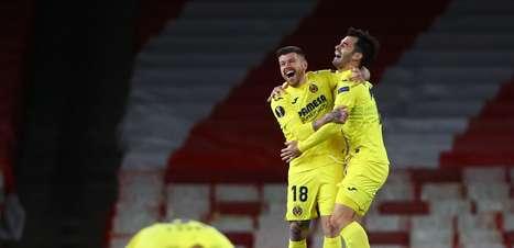 Villarreal segura Arsenal e avança à final da Liga Europa
