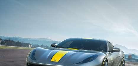 Com 830 cv, Ferrari 812 Competizione chega para ser o modelo de rua mais potente da marca