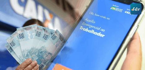 Auxílio: governo estuda incluir mais 5 milhões de brasileiros