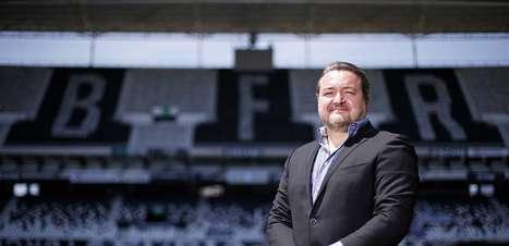 Jorge Braga: após mais de 50 dias no cargo, CEO é respeitado e tenta 'arrumar a casa' no Botafogo
