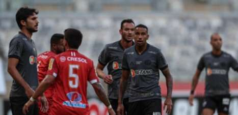 Vídeo: veja os gols de Galo e Tombense, que confirmou o alvinegro em mais uma final do Mineiro