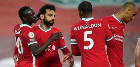 Liverpool vence o Southampton pelo Inglês e segue na briga por vaga na Champions League
