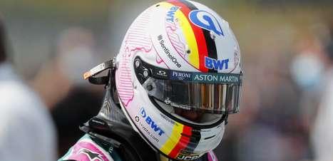 """Sem pontos, Vettel reclama de pneus e diz que teve """"tarde complicada"""" em Barcelona"""