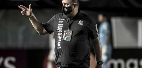 "Marcelo Fernandes valoriza chegada de Diniz ao Santos: ''Gosto da metodologia dele"""