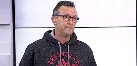 Craque Neto solta o verbo contra atacante do Palmeiras por fala sobre Paulo Gustavo