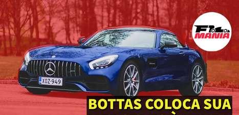 Em Dia: Bottas coloca sua Mercedes à venda