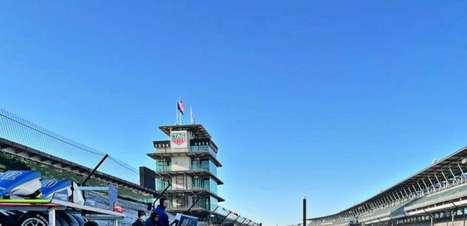 Kiko Porto termina testes da USF2000 na segunda colocação e larga na terceira fila em Indianápolis