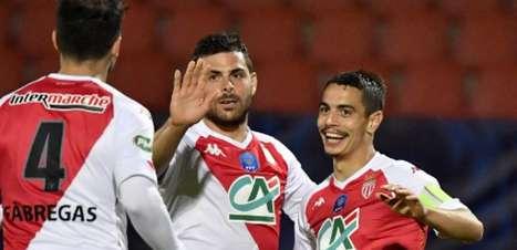 Monaco goleia o Rumilly Vallières e enfrenta o PSG na final da Copa da França