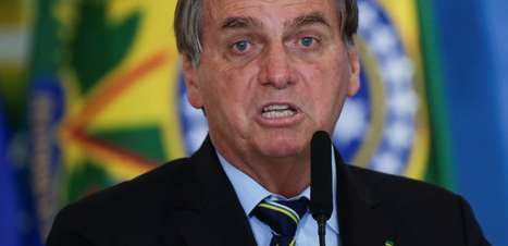 """Se Lula voltar, nunca mais vai sair"", ataca Bolsonaro"