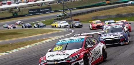 Beto Monteiro conquista primeiros pontos na Stock Car em Interlagos