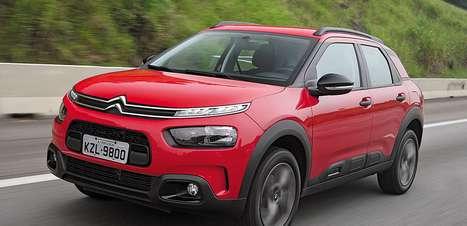 Citroën faz promoção com bônus e revisão grátis para a compra do C4 Cactus