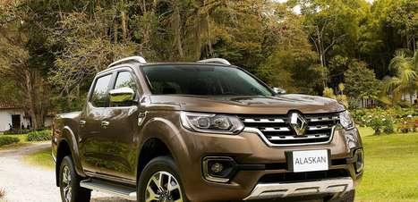Renault trabalha em duas novas picapes para o Brasil