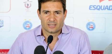 Diego Cerri é contratado para ser o novo executivo de futebol do Grêmio