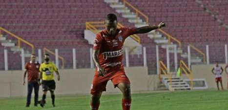Emprestado pelo CRB, Adsson comenta título estadual pelo Sergipe