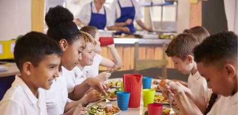 Consumo nas cantinas influencia hábitos das crianças