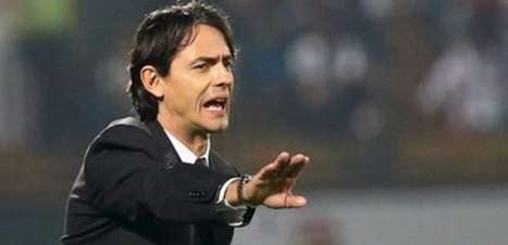 Inter de Milão se aproxima de acerto com o técnico Simone Inzaghi