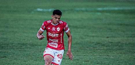 Walisson Maia pede respeito ao Botafogo antes de jogo com o Vila Nova