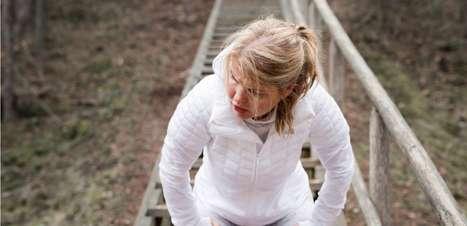 Espante a preguiça no frio com treinos curtos