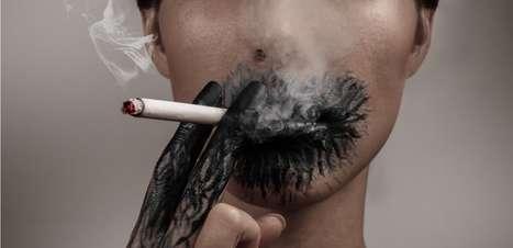 Fumo prejudica higiene bucal e favorece doenças periodontais