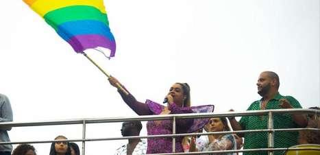 No mês do Orgulho LGBT+, Preta Gil celebra a diversidade