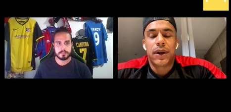 Exclusiva com Arnaldo, do Atlético-GO