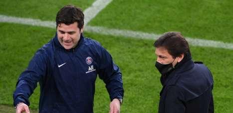 Leonardo garante permanência de Mauricio Pochettino no PSG