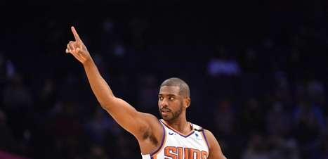 Chris Paul pode deixar contrato com o Phoenix Suns