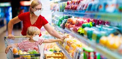 A importância da alimentação saudável na pandemia