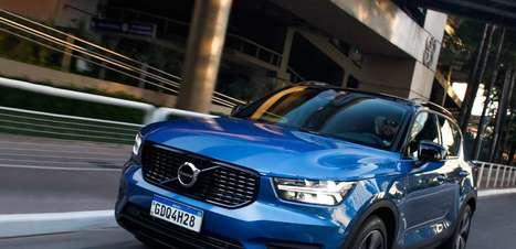 Volvo XC40 lidera ranking de importados da Abeifa em maio