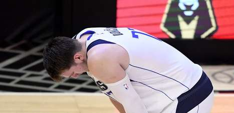 """Ainda não provei nada na NBA"", dispara Luka Doncic"