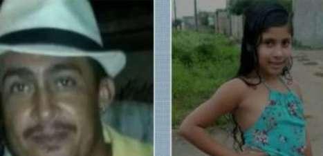 Menina de 9 anos morre abraçada ao pai após ser baleada