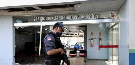 Amazonas prende 31 suspeitos de participar de ataques