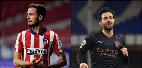 Atlético de Madrid oferece Saúl Ñíguez ao Manchester City em troca por Bernardo Silva, diz jornal