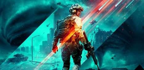 Battlefield 2042 é novo game futurista da série de FPS da EA
