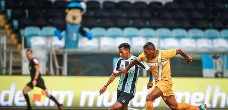 Brasiliense x Grêmio: prováveis escalações e onde assistir