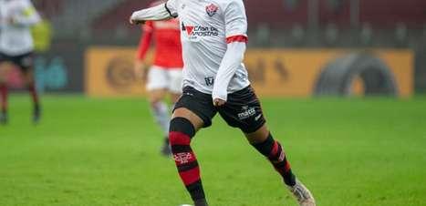 Guilherme Santos fala sobre sensação de marcar em grande classificação do Vitória
