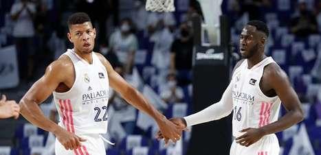 Real Madrid e Barcelona são os finalistas da Liga ACB