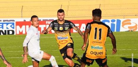 Mirassol supera Botafogo-SP fora de casa e conquista primeira vitória na Série C
