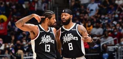 Clippers reage e reduz desvantagem na série contra o Jazz