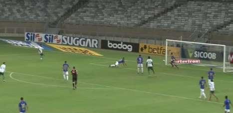 SÉRIE B: Gols de Cruzeiro 1 x 1 Goiás