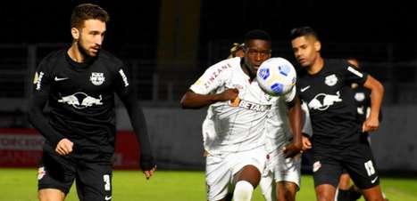 Fluminense sai atrás, mas empata com o Red Bull Bragantino