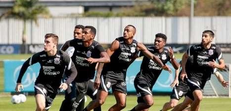 Corinthians se reapresenta após o Dérbi e inicia preparação para pegar o Red Bull Bragantino