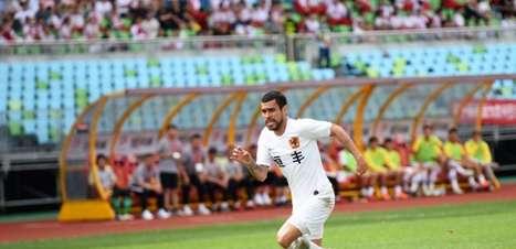 Ex-São Paulo, Sérgio Mota anuncia saída do Guizhou Hengfeng: 'Espero permanecer no futebol chinês'