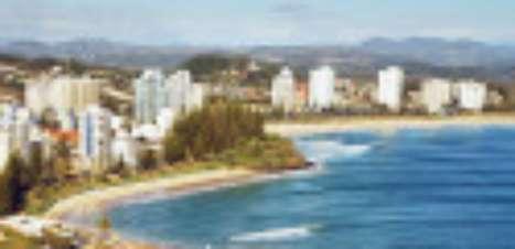 Surf olímpico de 2032 poderá ser disputado na Gold Coast australiana